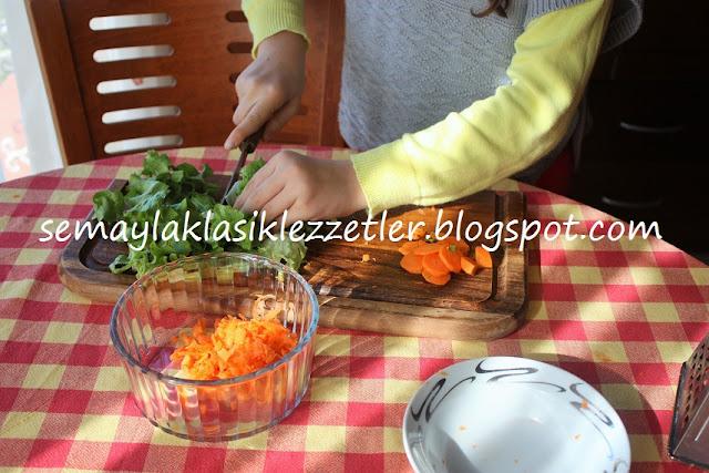 Evlat Salatası