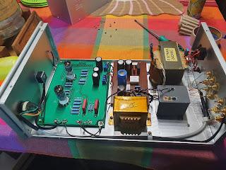 Audio Note Clone M7 pre amp (SOLd) 20210223_143955