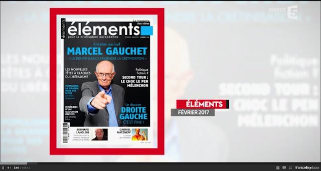 Marcel Gauchet C Politique 29 janvier 2017 France 5