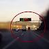 Camionista faz acrobacia na estrada e salva o dia