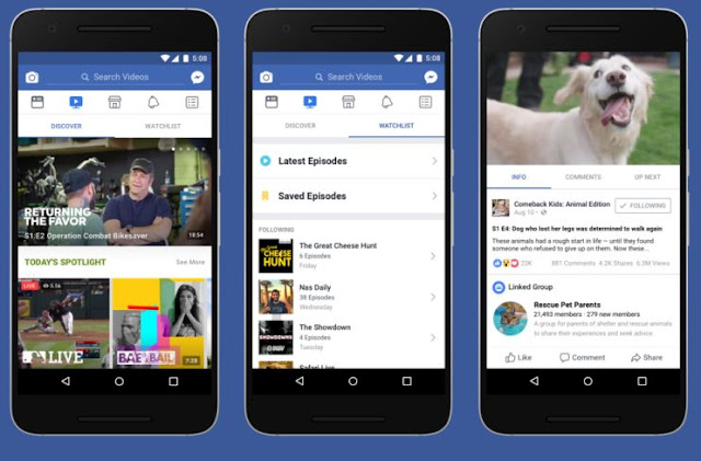 Cara Melihat Riwayat Menonton Video di Facebook