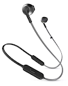 JBL T205BT Pure Base Wireless Metal Earbud Headphone with Mic Features ?