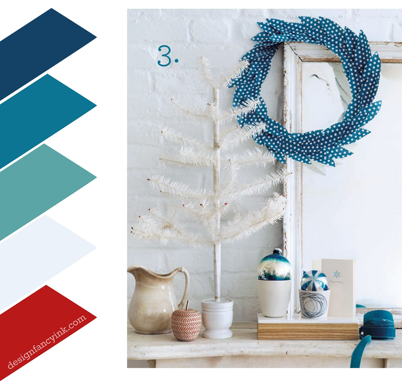 Today I Ve Complied A Few Diffe Color Schemes That Are Modern Ht And Still Festive To Inspire Your Decor This Year