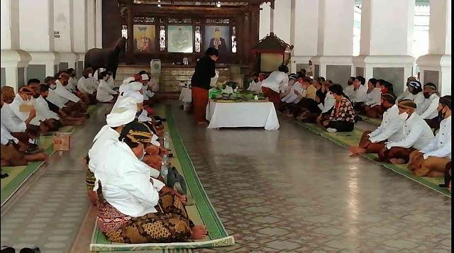 Harapan Persatuan di Peringatan Berdirinya Keraton Surakarta ke - 275
