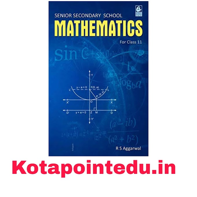 RS AGARWAL Class11 book   [ PDF] DOWNLOAD
