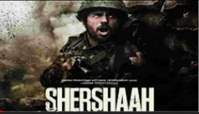 Shershaah full Movie Download HD Quality Bollywood Filmyzilla Sidharth Malotra,kiyara Advani