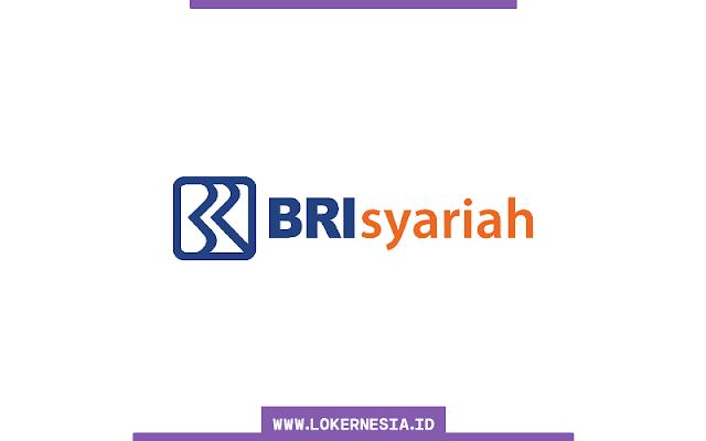 Lowongan Kerja Bank BRI Syariah Blitar November 2020