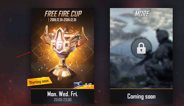 Cara Daftar Turnamen Free Fire Royale Combat Season 4