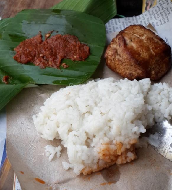Nasi Kucing Angkringan Sajian Kuliner Murah Di Yogyakarta