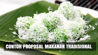 Pdf Download Contoh Proposal Usaha Makanan Tradisional Bobico