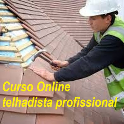 curso: telhadista profissional