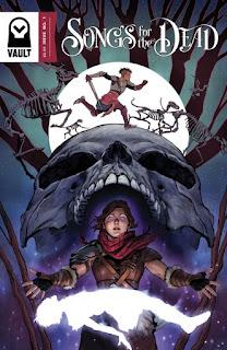 """""""Songs For The Dead"""" el nuevo cómic de la editorial Vault Comics"""