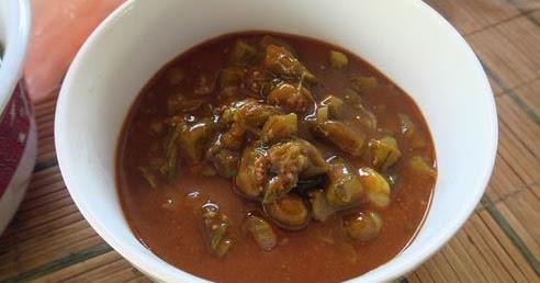 Sudanese Lamb Fat Stew Recipe