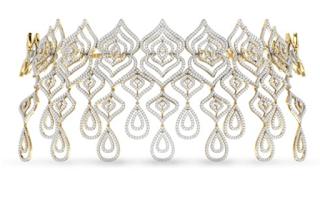 The Indu Kamla Diamond Necklace