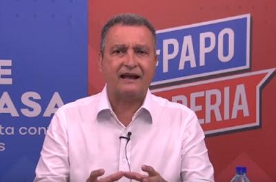 Após ser criticado pela Prefeitura de Conquista sobre repasse e caso parar na Justiça, Governador Rui Costa responde Herzem; assista