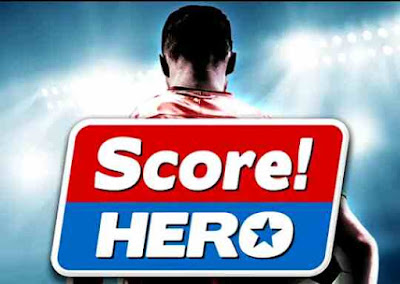 Aplikasi agme bola Score! Hero