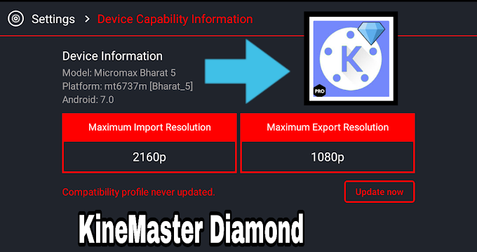 KineMaster Diamond Mod New Apk(2020) is a full-featured video editor for Android.