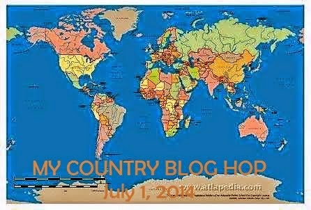 My Country Blog Hop em 2014-07-01