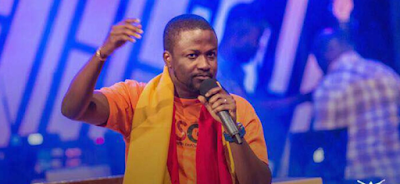 (Video)Don't Expect Anything From The Church On COVID-19, You Gave Your Offerings To God, Not Your Pastor - Pastor Amoateng