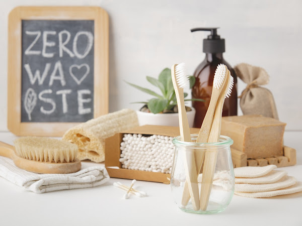 Reduce Your Bathroom Plastic Waste