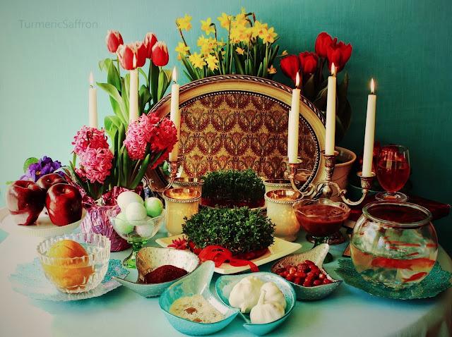 波斯新年庆典
