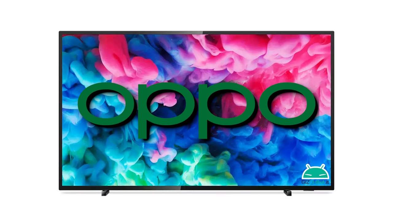 أوبو OPPO تطلق موديلاتها الأولى من التلفزيون الذكي
