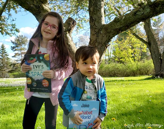 in the book, personalized books, kids books, custom books for kids
