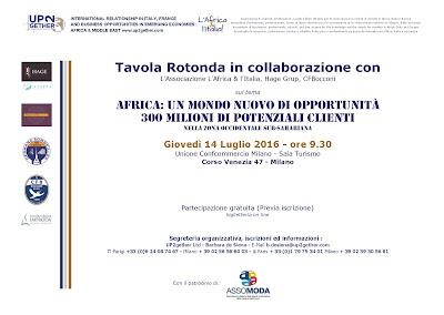 Africa: un nuovo mondo di opportunità, 300 milioni di potenziali clienti