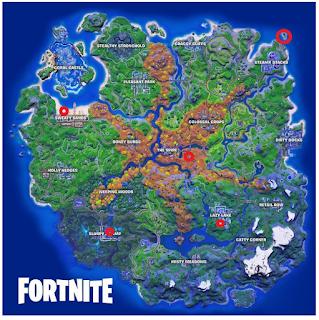 All Joneses Location Fortnite - Talk to jonesy fortnite
