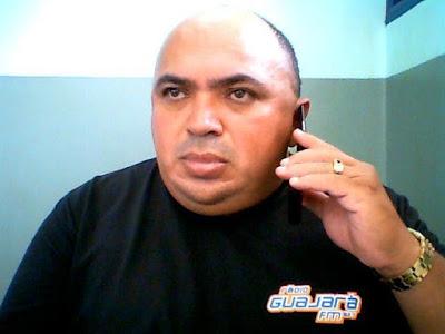 Assessor do prefeito de Guajará-Mirim tenta agredir radialista que denunciou 'farra das diárias' na prefeitura