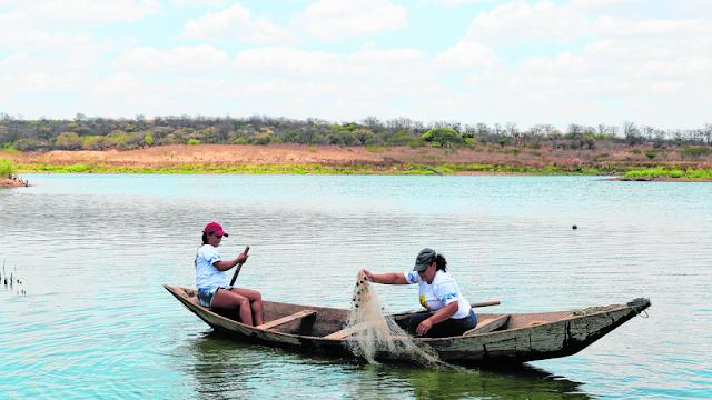 Pescadoras do Sertão cearense se reinventam diante da estiagem