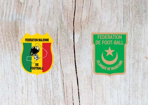Mali vs Mauritania -Highlights 24 June 2019