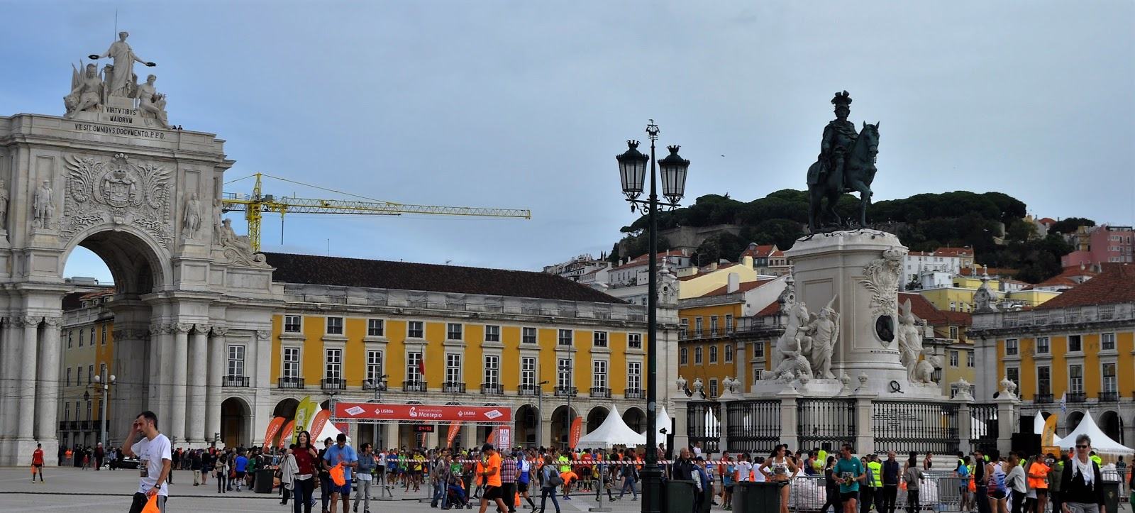 Praca do Comercio, 8 Great Discoveries in Lisbon, photo by Modern Bric a Brac
