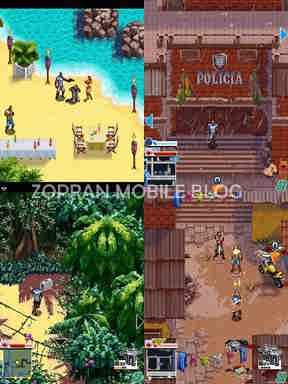 Download game gangstar rio city of saints java 320x240 | Gangstar