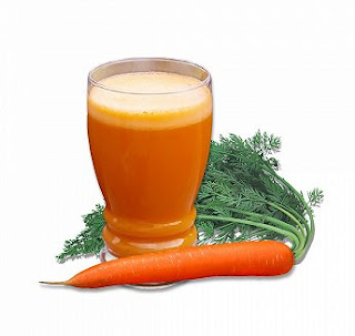 Carrot Ginger Turmeric Juice