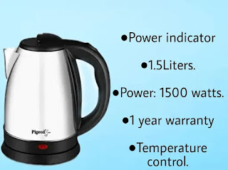 Best electric kettles under ₹1000 in India 2021. >> deals91.online
