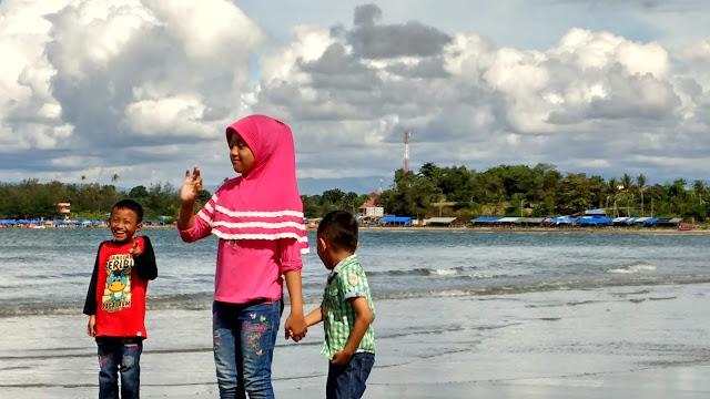 pantai pelabuhan lamo bengkulu
