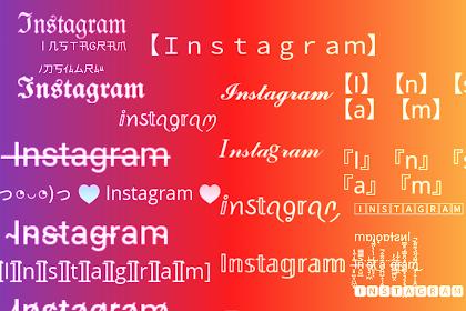 Cara Membuat Tulisan Miring, Tebal dan Latin di Bio Instagram Tanpa Aplikasi