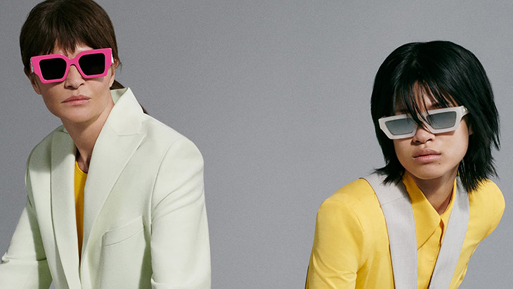 Discover OFF-WHITE Summer 2021 Eyewear Collection