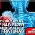 O QUE FAZER EM CASO DE ACIDENTES COM FRATURAS (VÍDEO) - PRIMEIROS SOCORROS #2