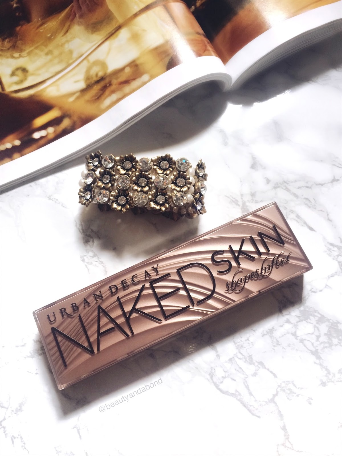 Product Review The Urban Decay Naked Skin Shapeshifter -5793