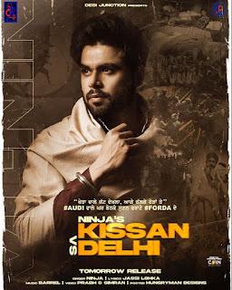 Ninja (Kisaan Vs Delhi) Lyrical Video High Quality   DjPunjabNeW.CoM