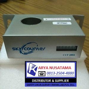Jual Alat Hitung Petir Sky Counter CCF-2004 di Makasar
