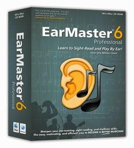 EarMaster Pro 6.1 Build 648PW  | Portable | Entrena tu oido musical con múltiples ejercicios, ideal estudiantes de música