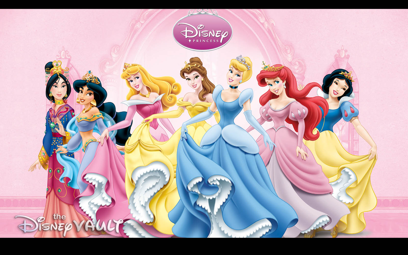Disney Princess Wallpapers:wallpapers screensavers