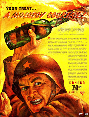 Conoco - Molotov Cocktail