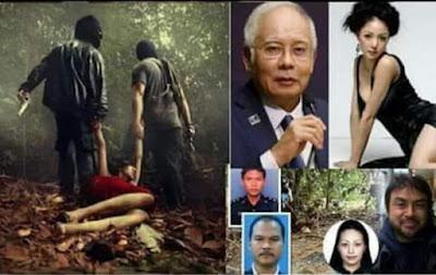 Image result for Murder of Altantuya - Najib Razak, Razak Baginda and Musa Safri