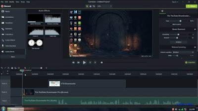 Camtasia Studio - 11 Software Video Editor Terbaik Untuk Windows