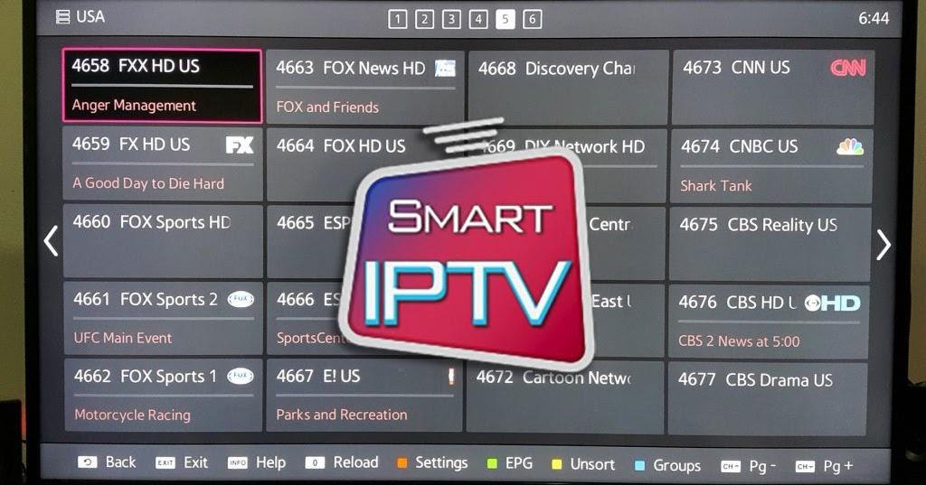 How to set up iptv on Smart TV Samsung and LG ? - CafeIPTV