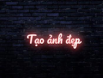 Tạo hiệu ứng chữ đèn Neon phát sáng